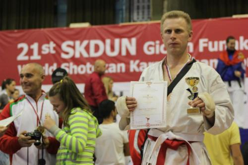 21st SKDUN World Shotokan karate-do championship