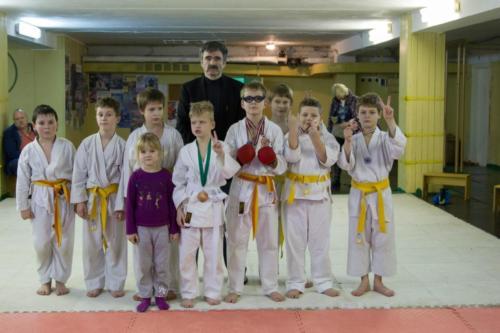 Jelgavas JKA karate-do čempionāts 2014.g