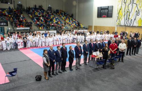 Latvijas J.K.A. karatē-do čempionāts - 01.02.2014