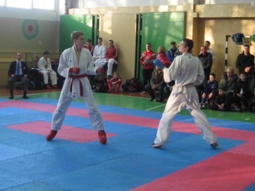 Latvijas karatē čempionāts 2012