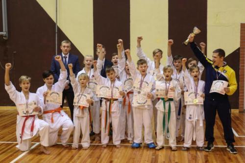 Zemgales Novada karate čempionāts - 25.11.2018